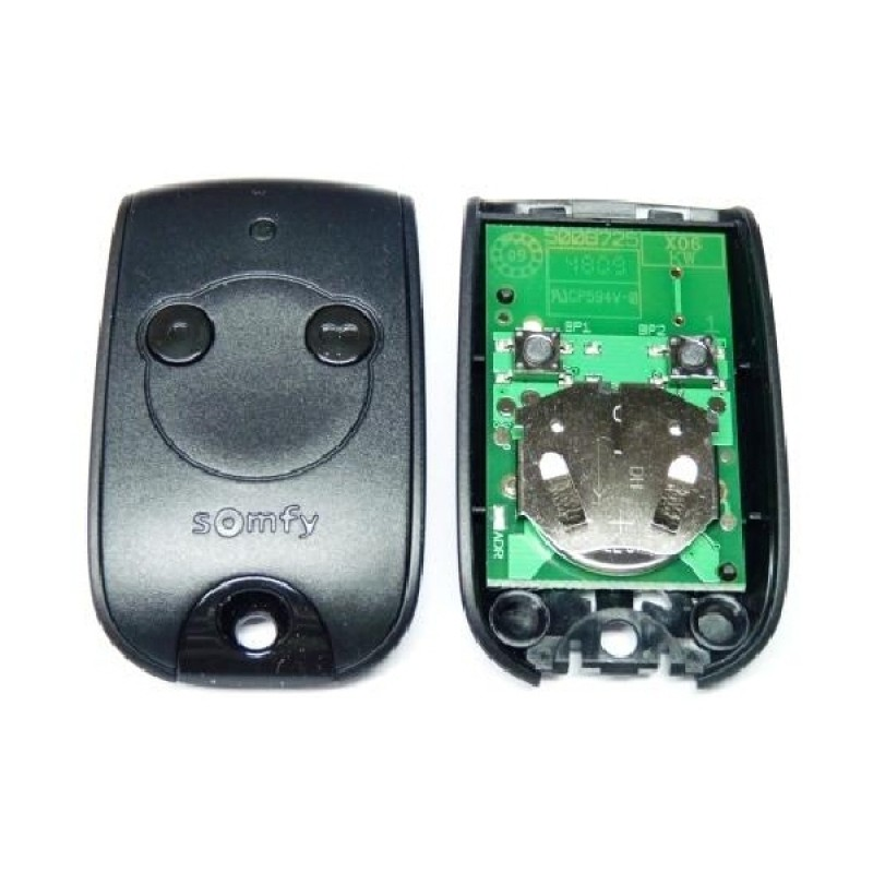 T l commande somfy keytis ns2 rts t l commandeonline - Somfy one plus ...