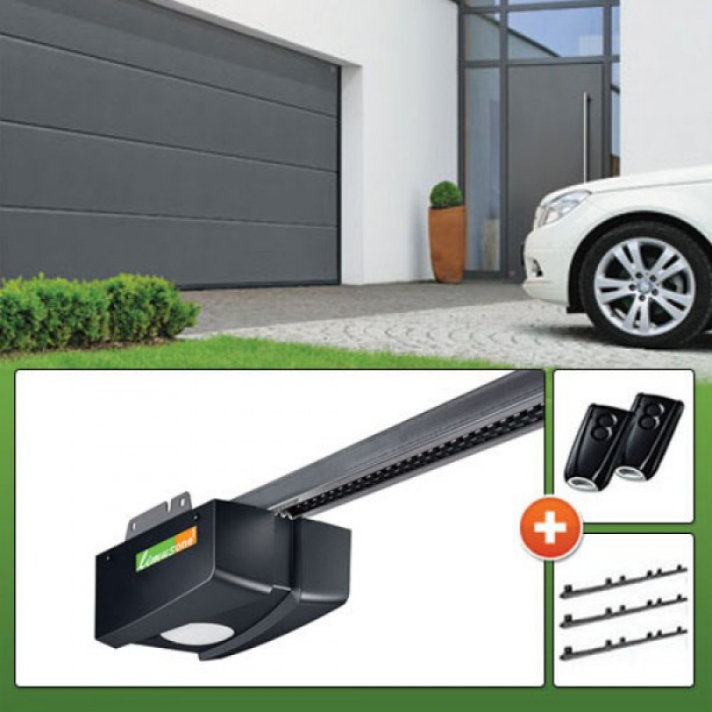 motorisation porte de garage limus one g70 t l commandeonline