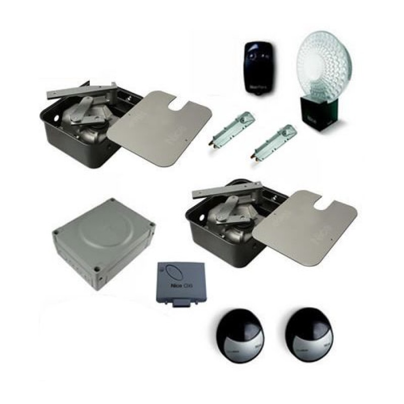 motorisation nice metrokit 3000 cc et coffret outils t l commandeonline. Black Bedroom Furniture Sets. Home Design Ideas